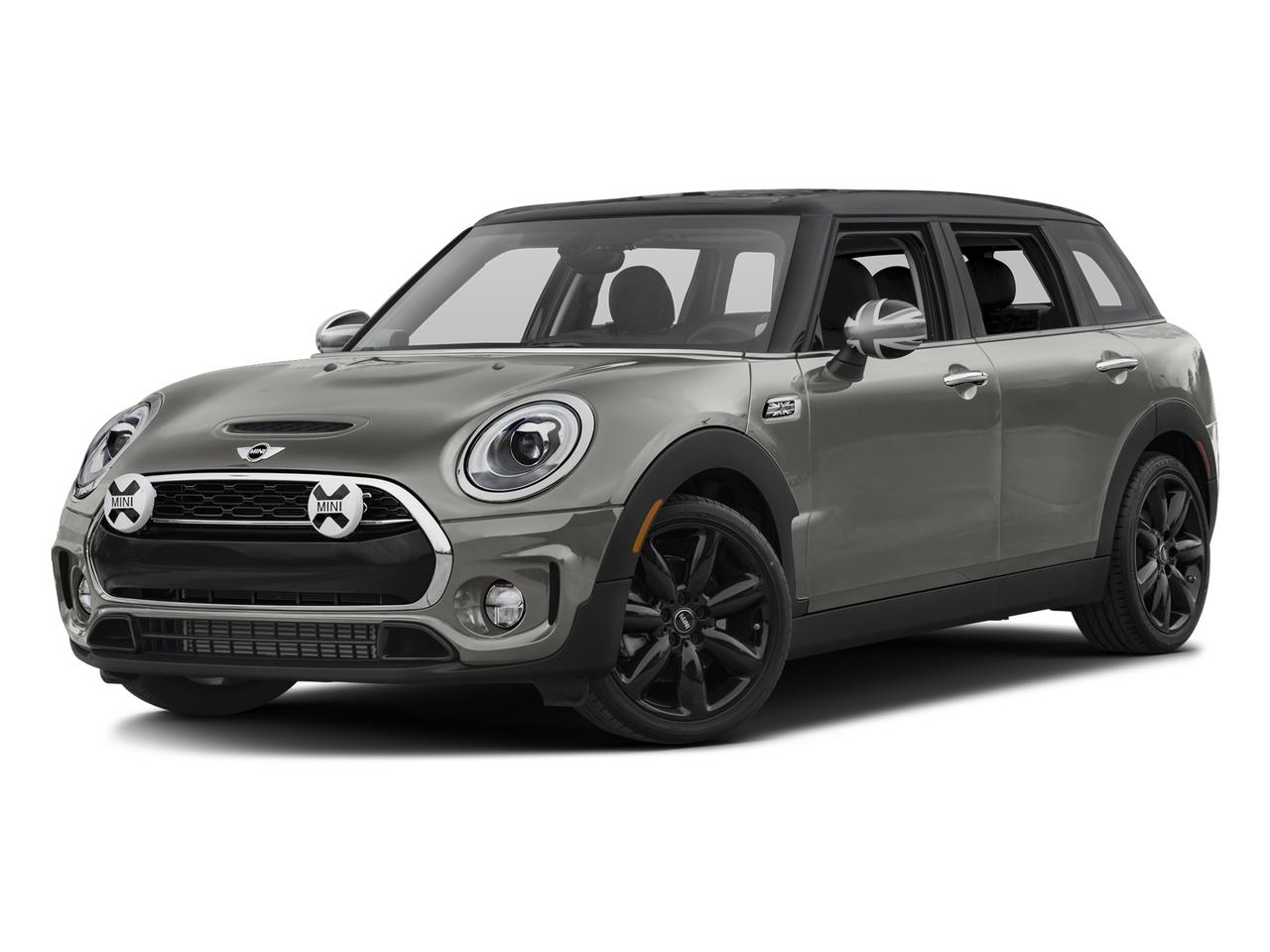 2017 MINI Cooper S Clubman ALL4 Vehicle Photo in Spokane, WA 99207
