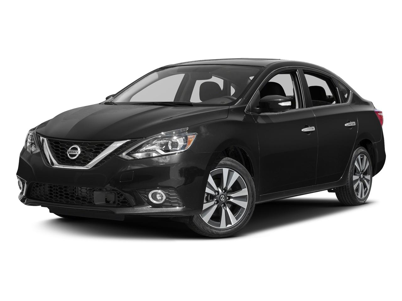 2017 Nissan Sentra Vehicle Photo in Florence, AL 35630