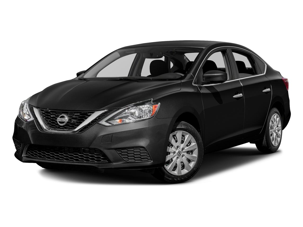 2017 Nissan Sentra Vehicle Photo in Madison, WI 53713
