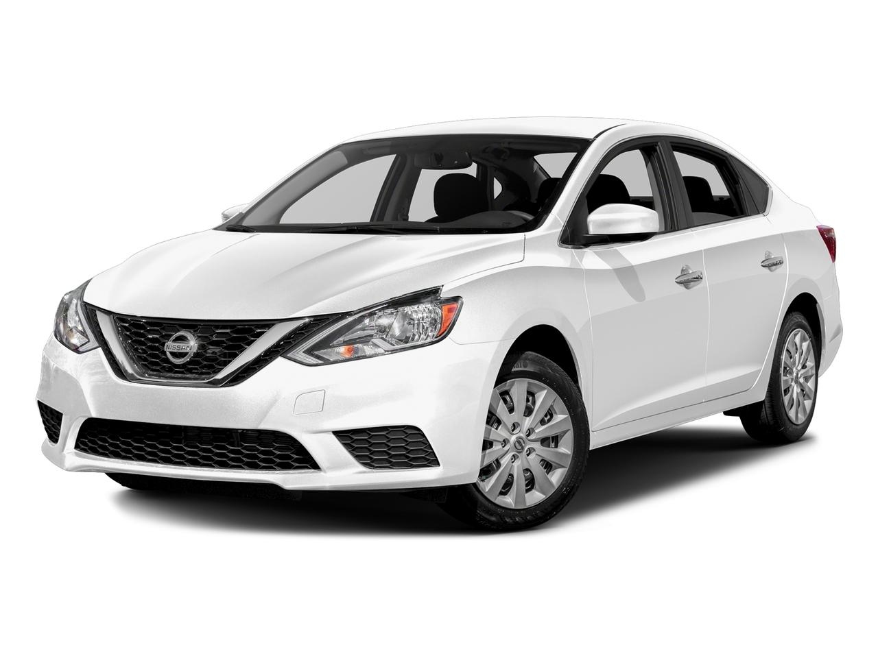 2017 Nissan Sentra Vehicle Photo in Mission, TX 78572