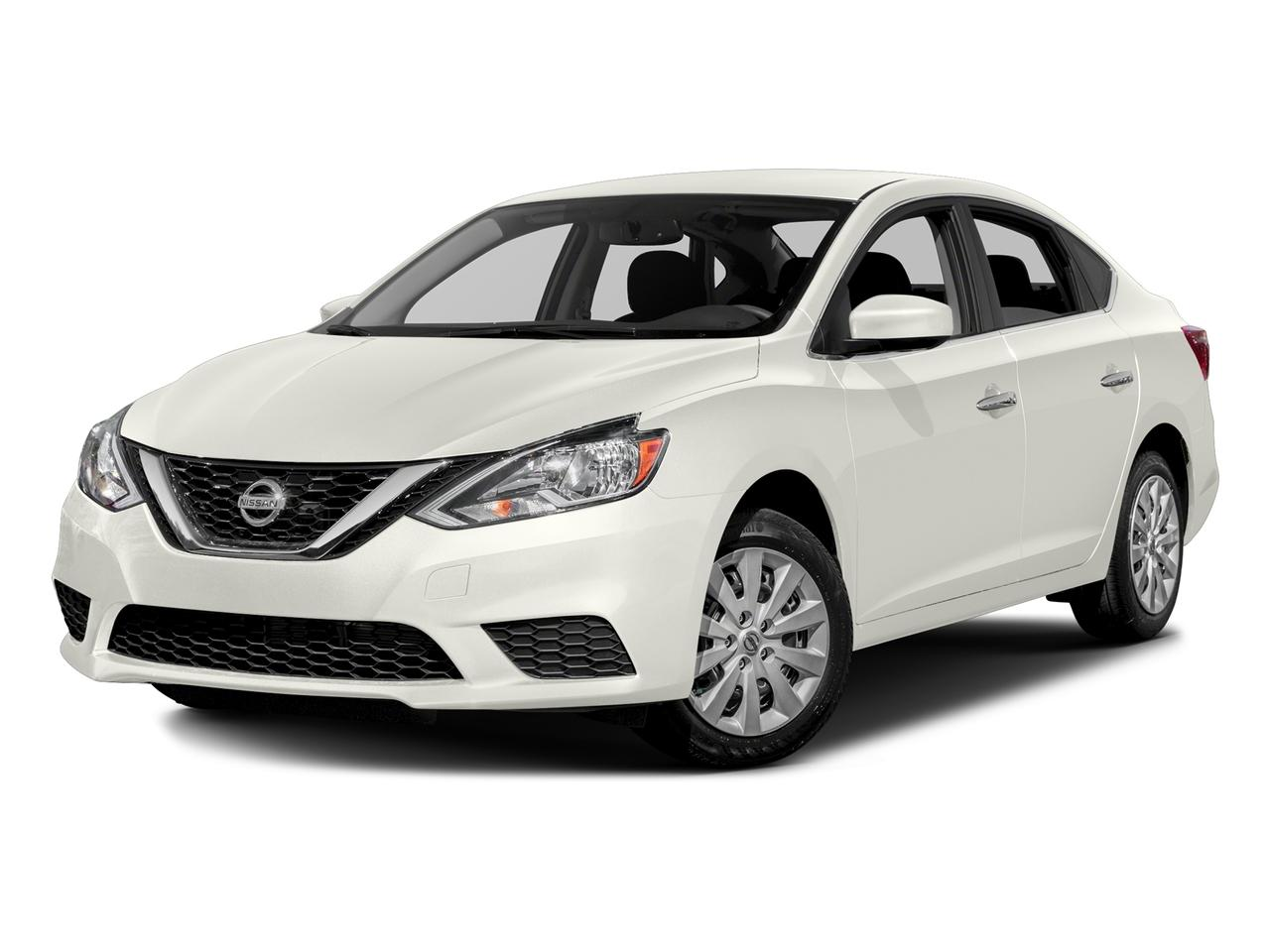 2017 Nissan Sentra Vehicle Photo in Albuquerque, NM 87114