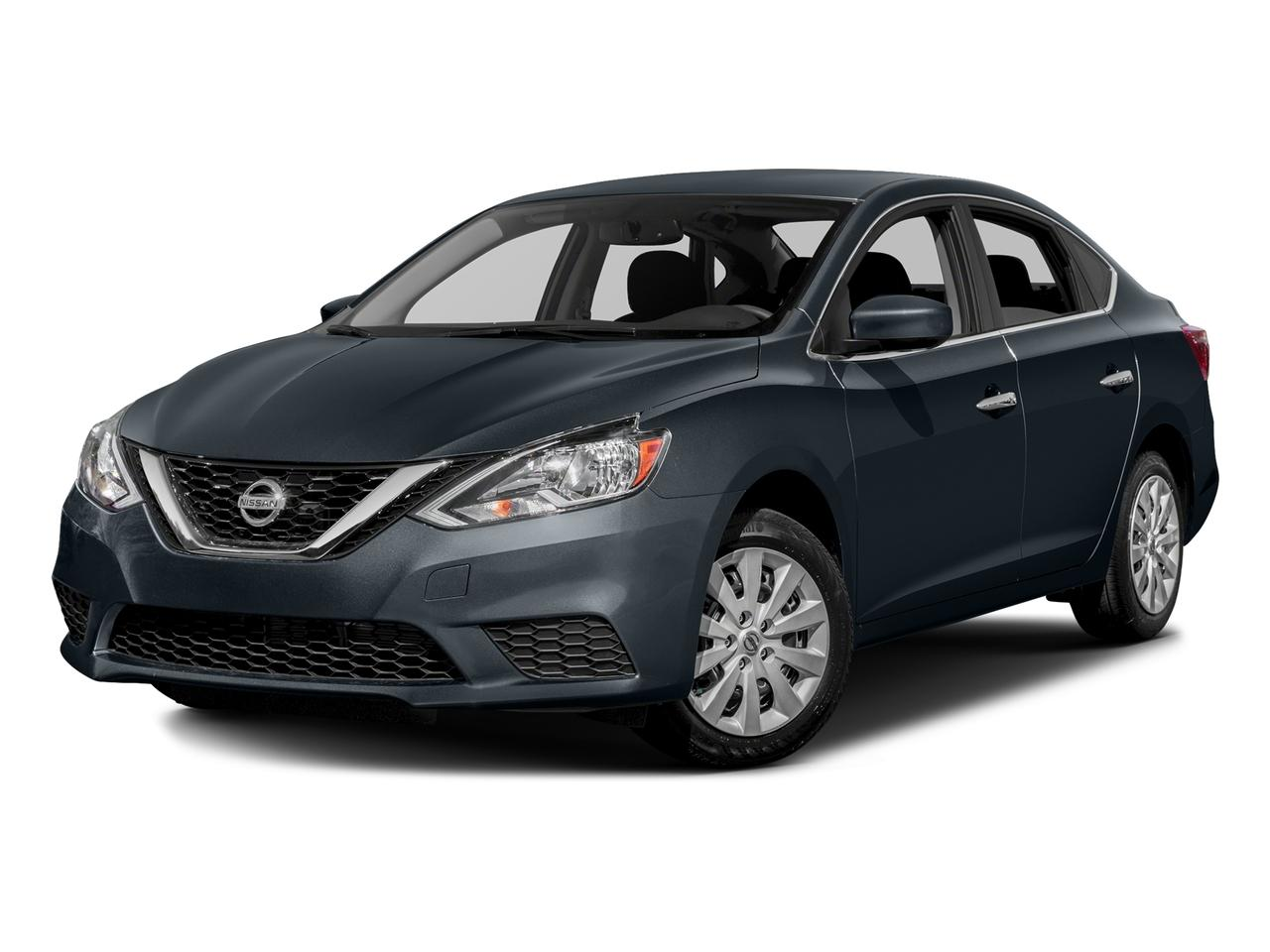 2017 Nissan Sentra Vehicle Photo in TEMPLE, TX 76504-3447