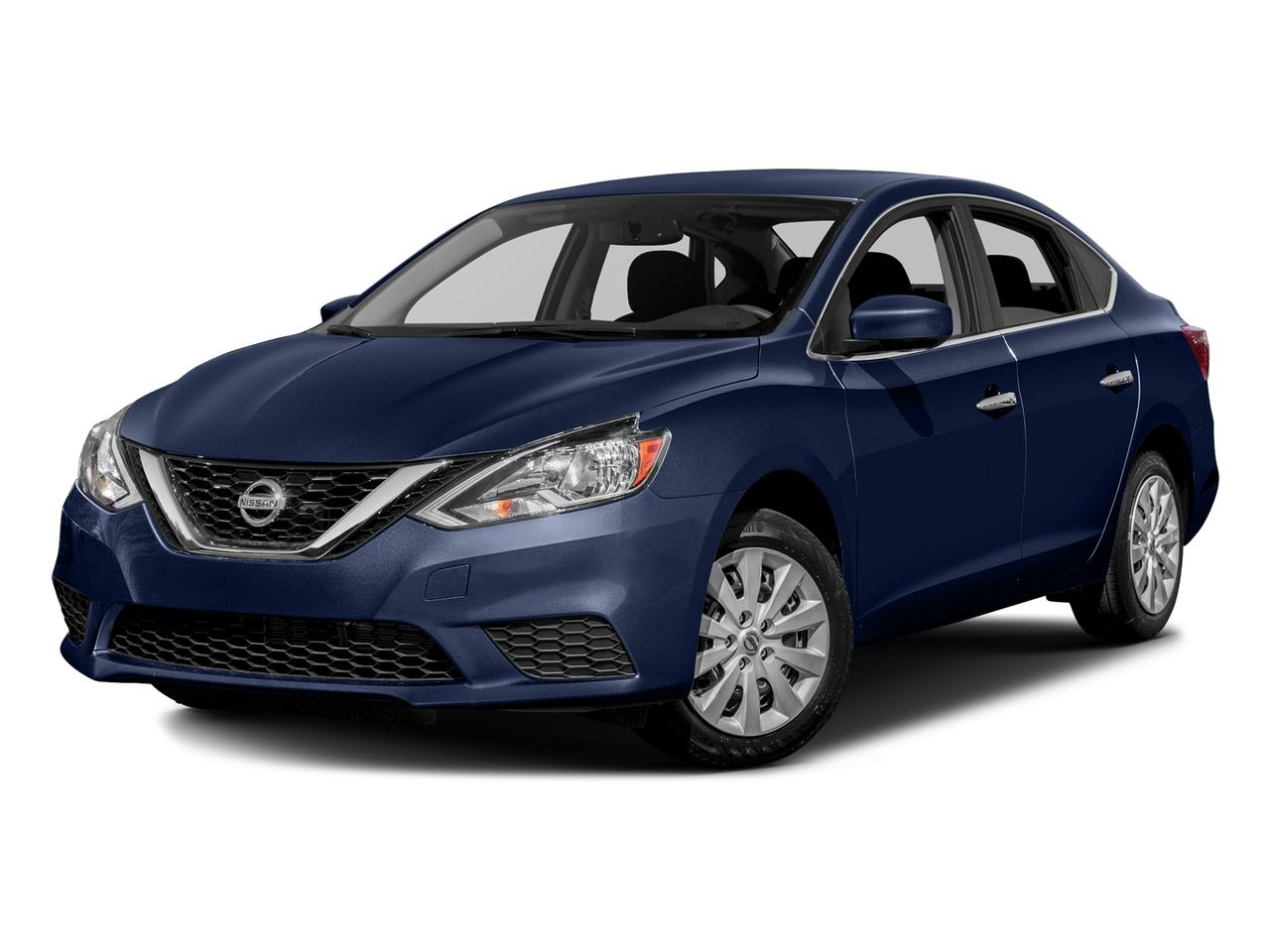 2017 Nissan Sentra Vehicle Photo in Manassas, VA 20109