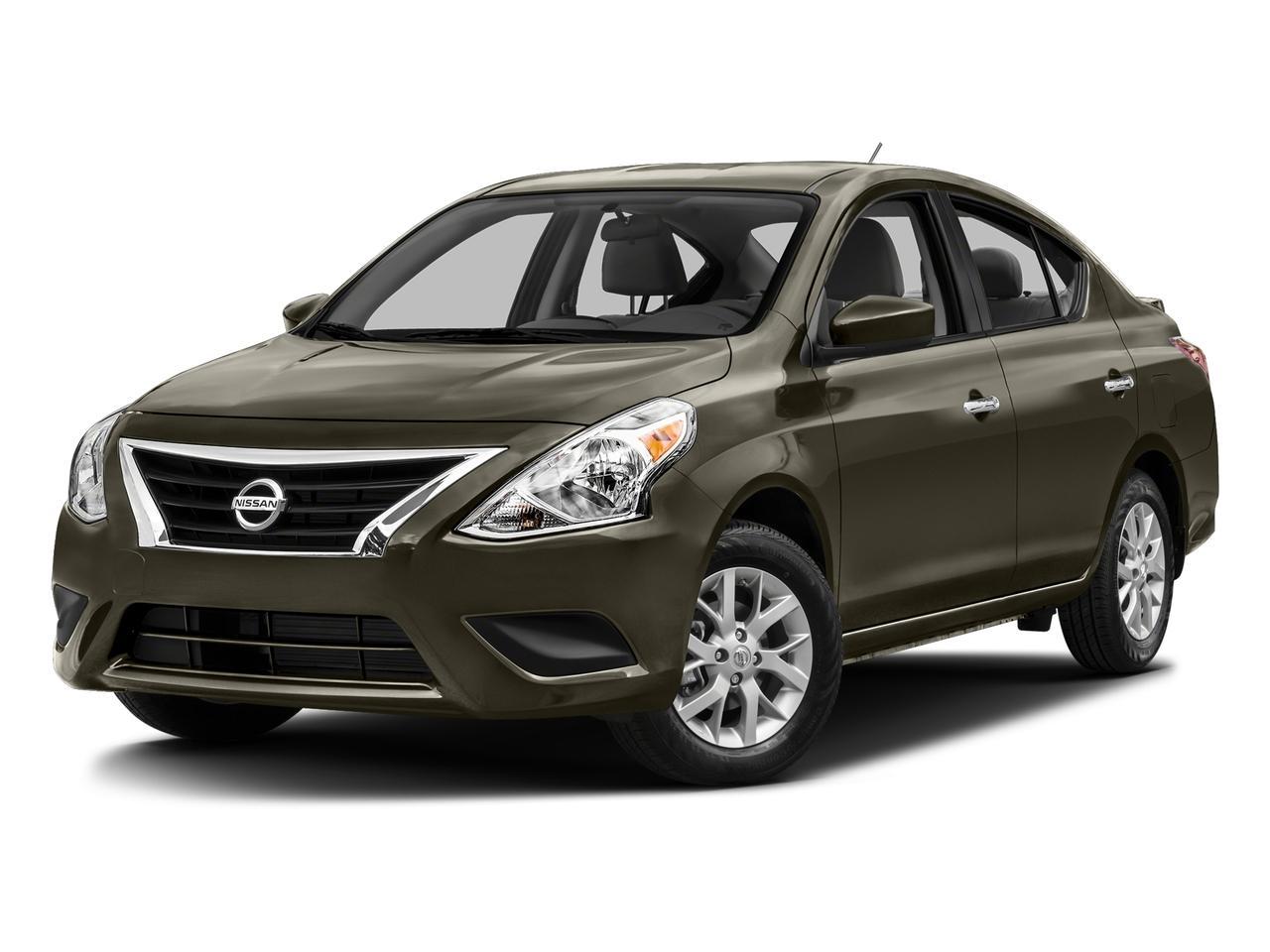2017 Nissan Versa Sedan Vehicle Photo in Helena, MT 59601