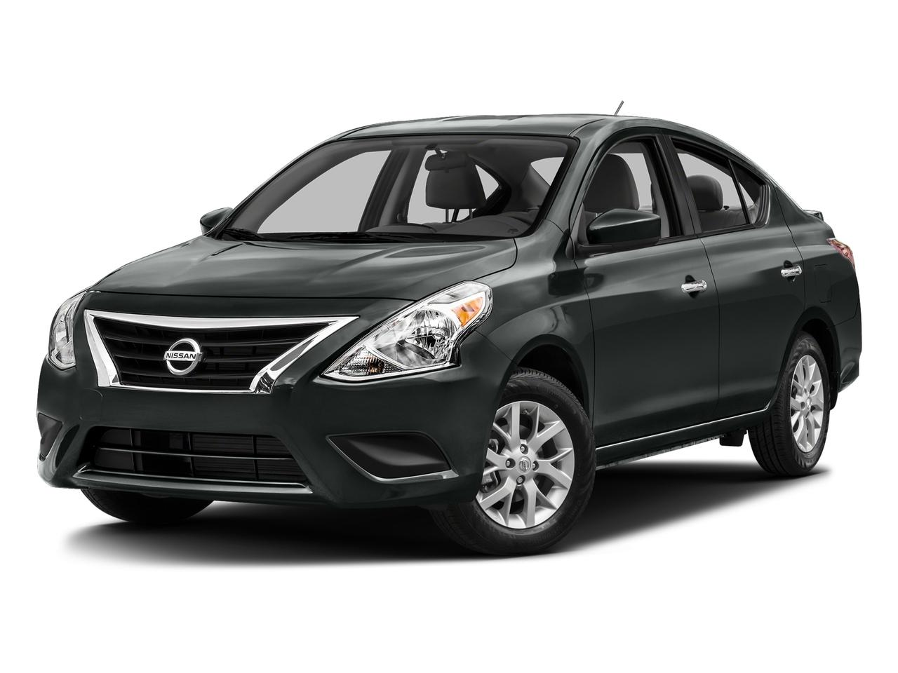 2017 Nissan Versa Sedan Vehicle Photo in Owensboro, KY 42303