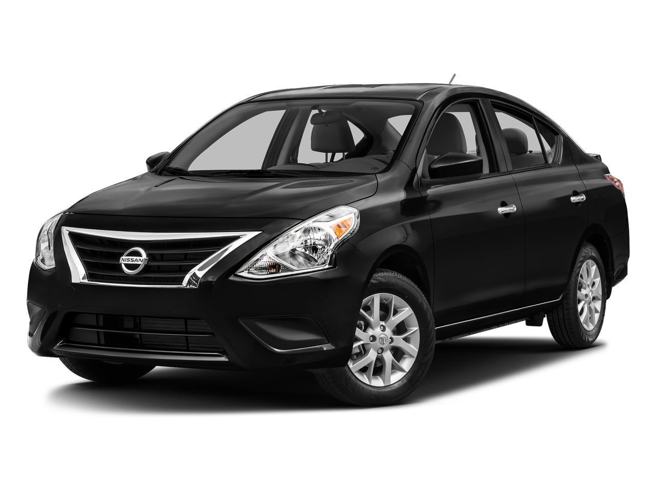 2017 Nissan Versa Sedan Vehicle Photo in Columbus, GA 31904