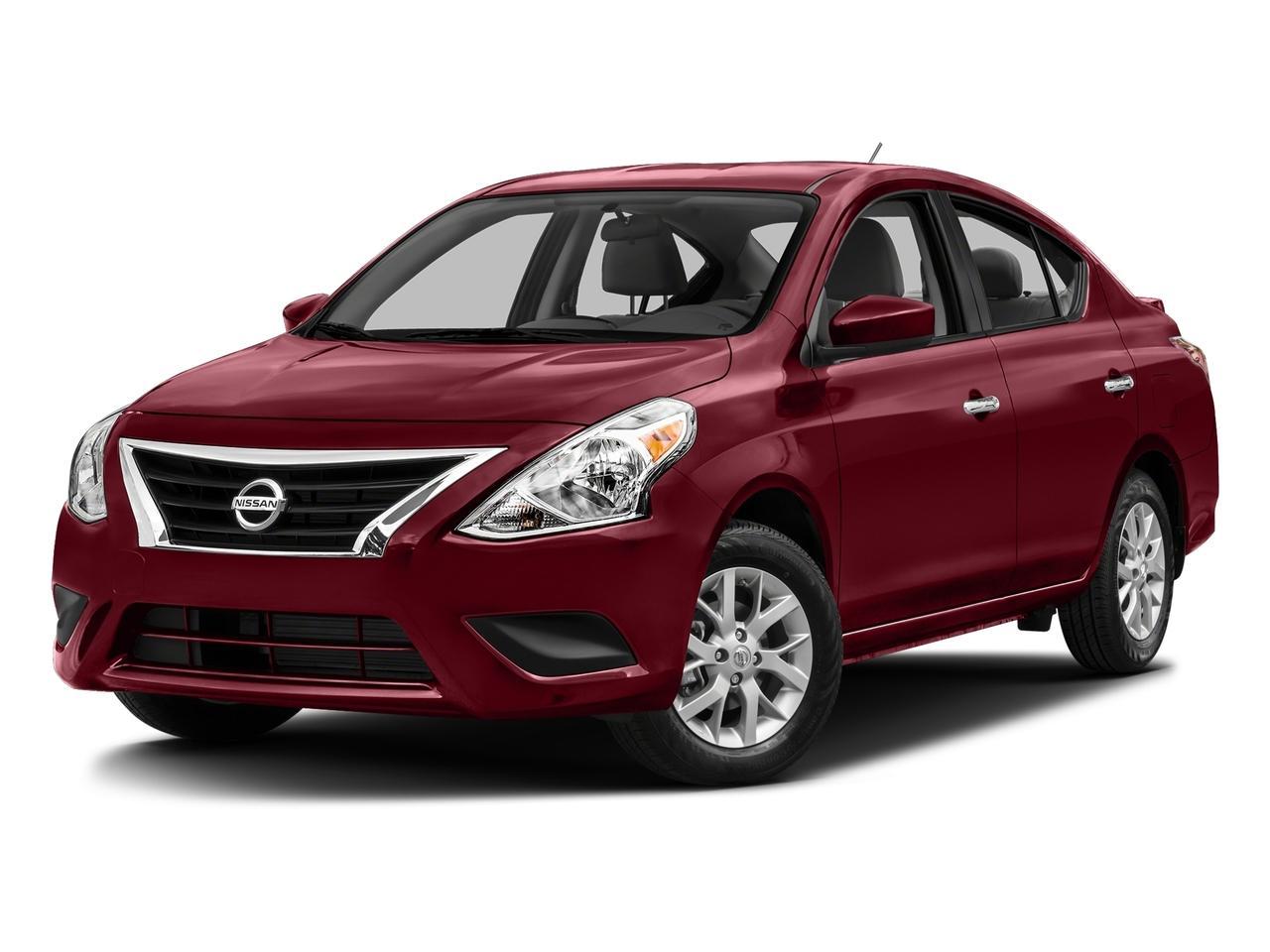 2017 Nissan Versa Sedan Vehicle Photo in Odessa, TX 79762