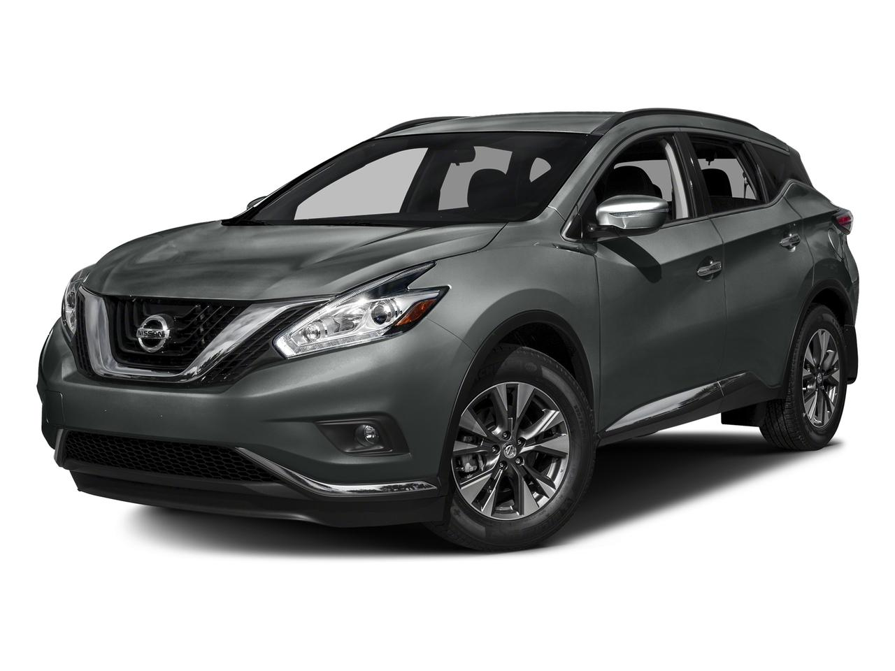 2017 Nissan Murano Vehicle Photo in Wendell, NC 27591