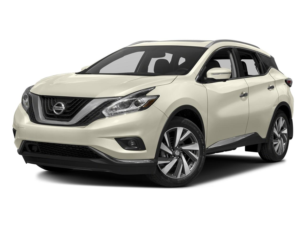 2017 Nissan Murano Vehicle Photo in Temple, TX 76502