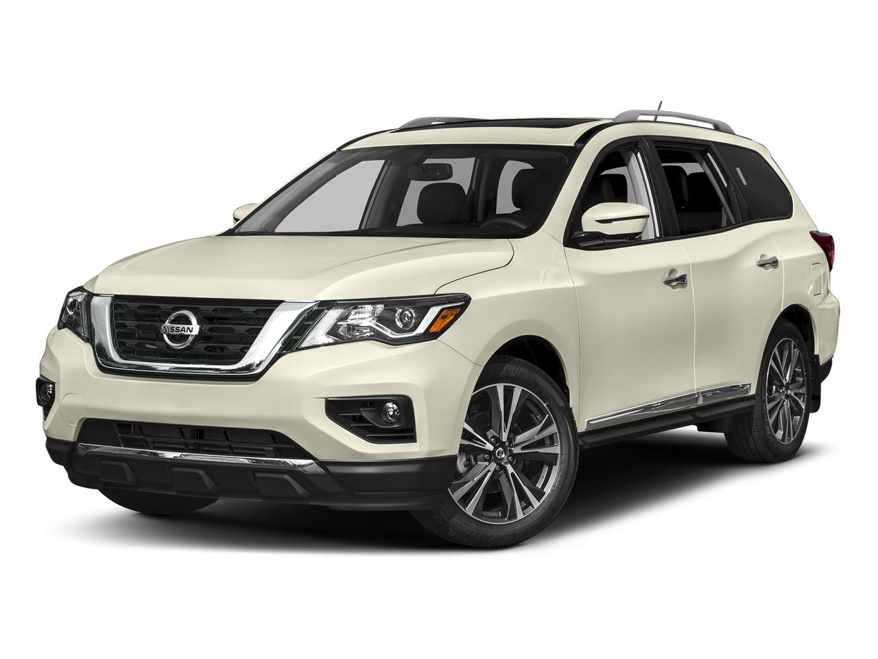 2017 Nissan Pathfinder Vehicle Photo in Jenkintown, PA 19046