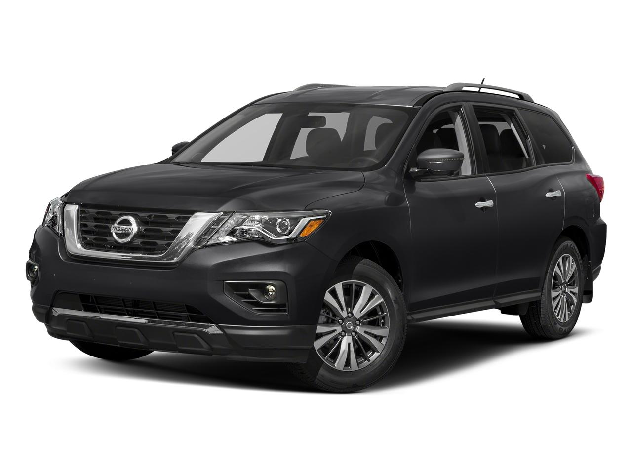 2017 Nissan Pathfinder Vehicle Photo in Concord, NC 28027