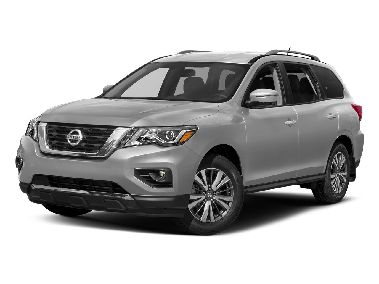 2017 Nissan Pathfinder Vehicle Photo in Appleton, WI 54913