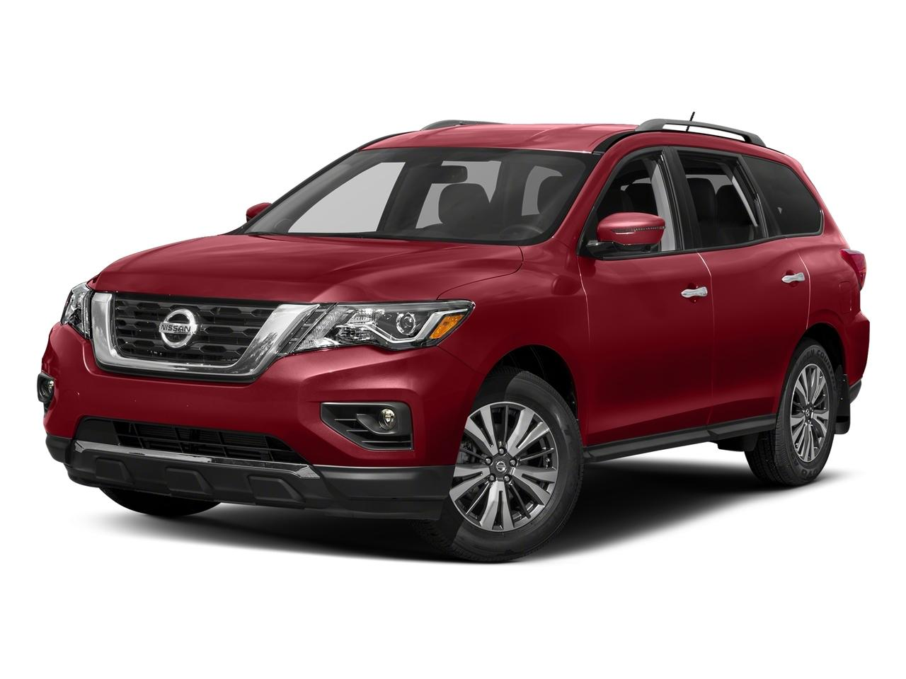 2017 Nissan Pathfinder Vehicle Photo in Danville, KY 40422