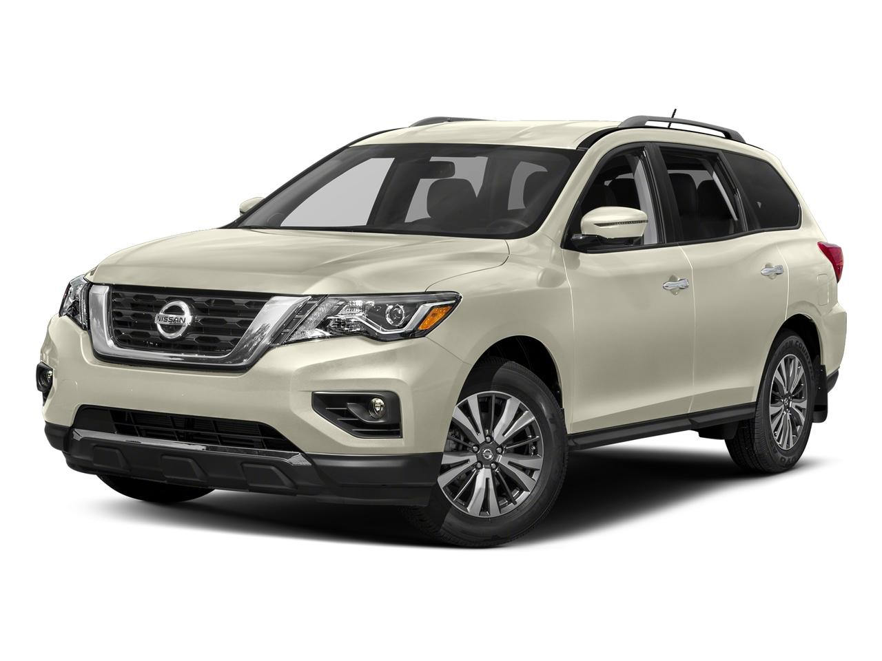 2017 Nissan Pathfinder Vehicle Photo in Owensboro, KY 42303