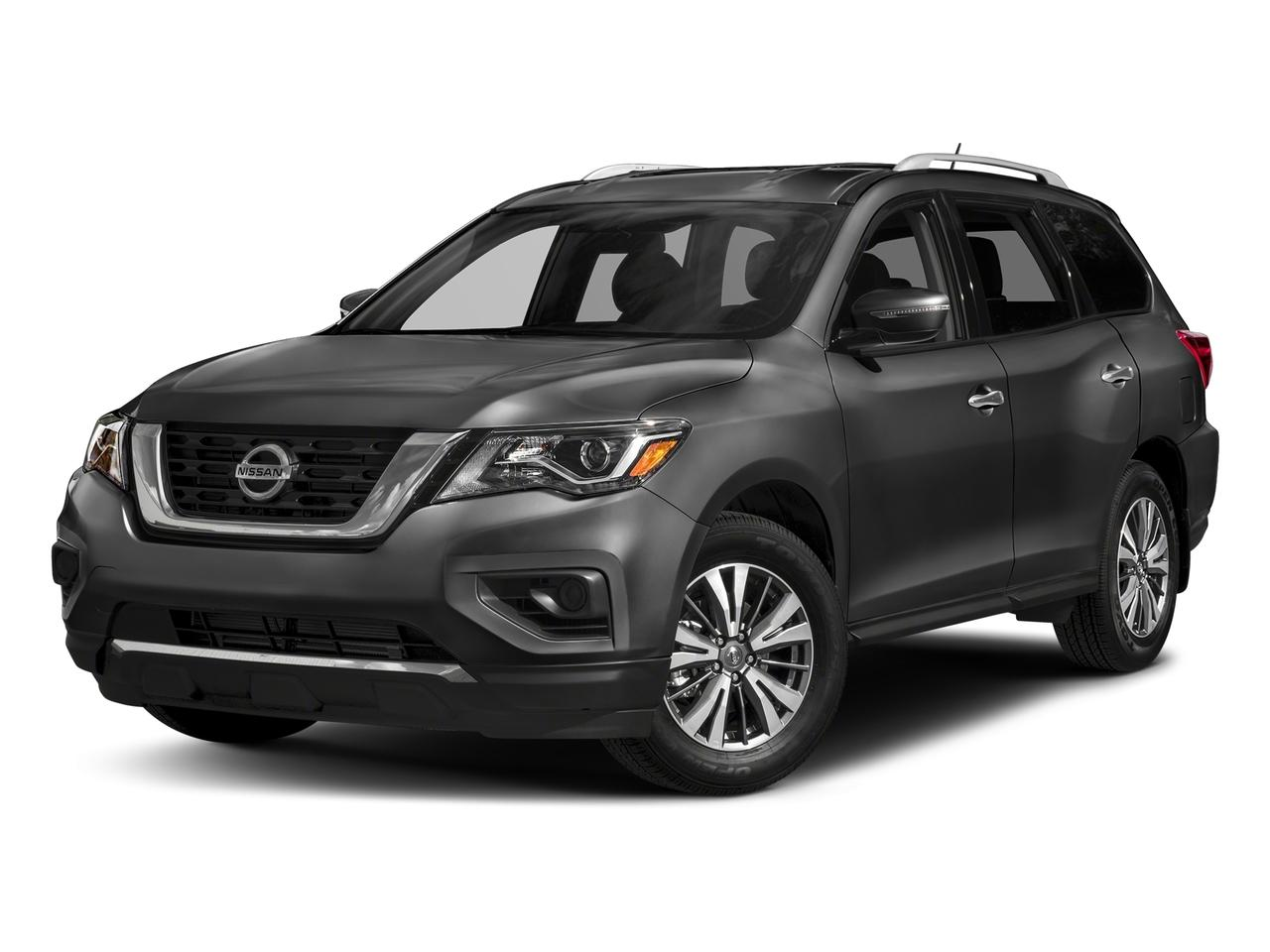 2017 Nissan Pathfinder Vehicle Photo in Gulfport, MS 39503