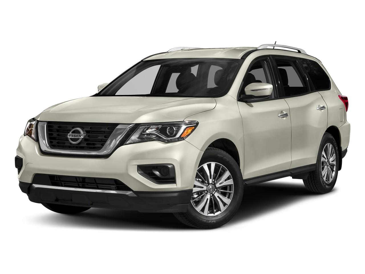 2017 Nissan Pathfinder Vehicle Photo in San Antonio, TX 78257