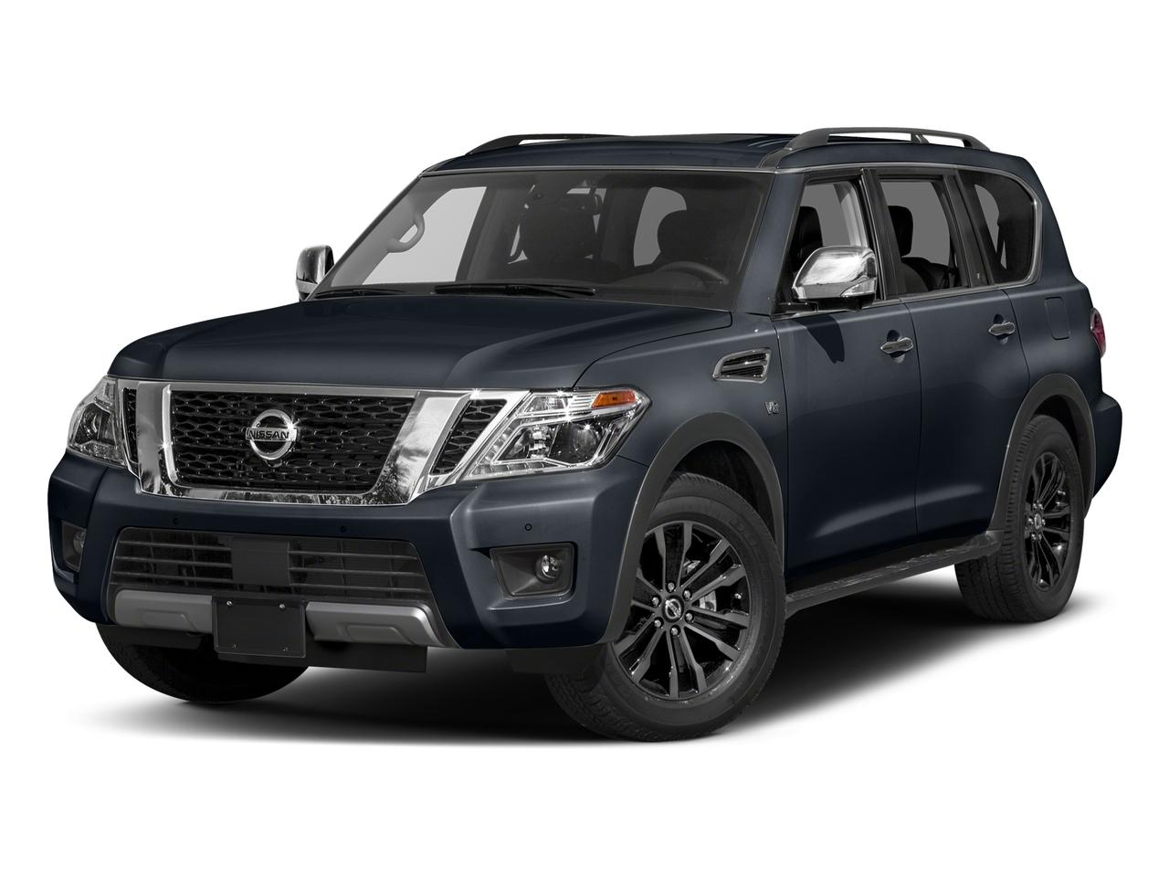 2017 Nissan Armada Vehicle Photo in Frisco, TX 75035