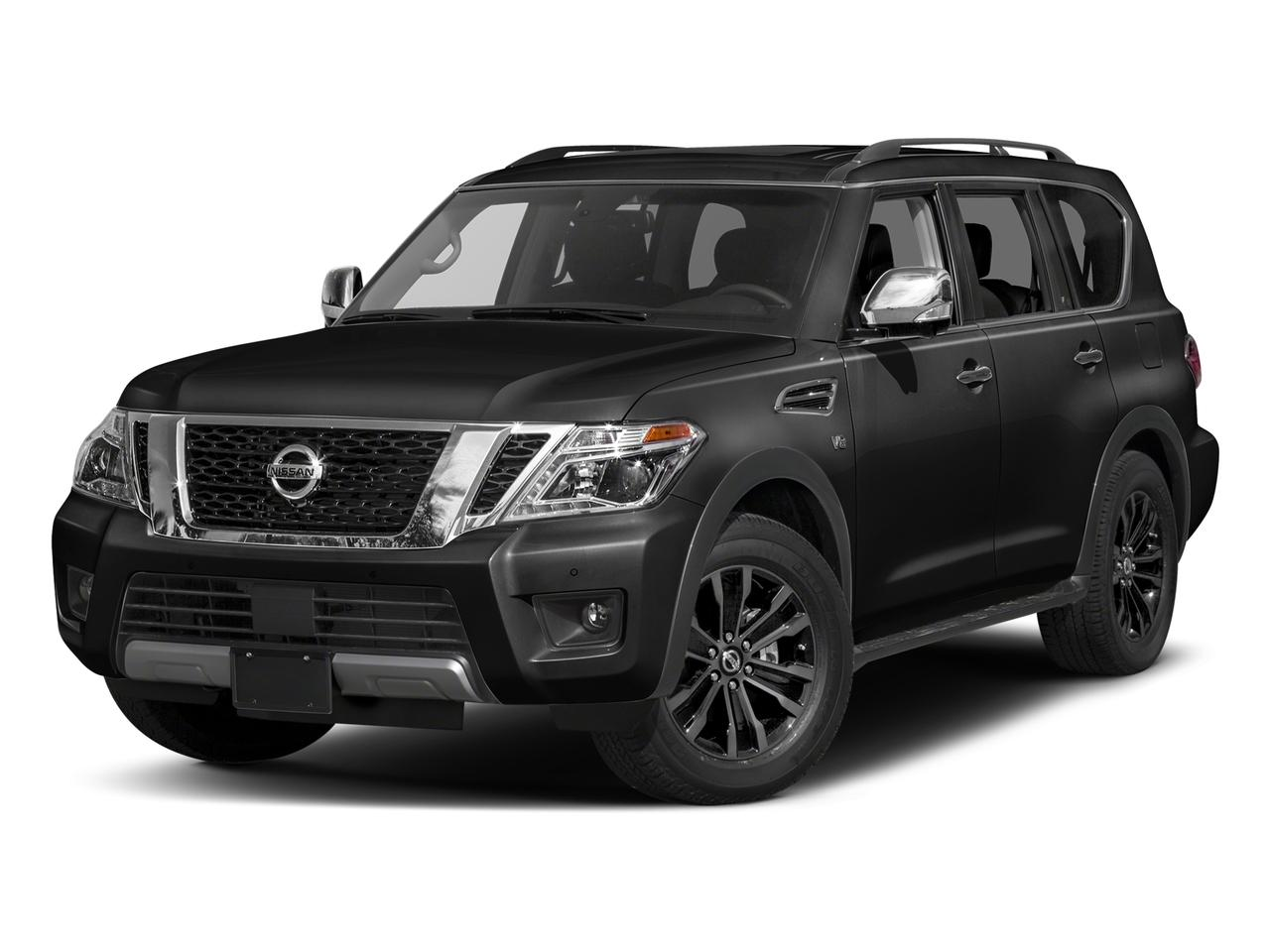 2017 Nissan Armada Vehicle Photo in Shreveport, LA 71105