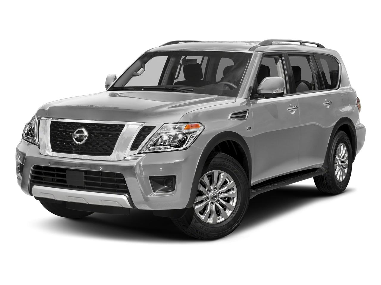 2017 Nissan Armada Vehicle Photo in Medina, OH 44256