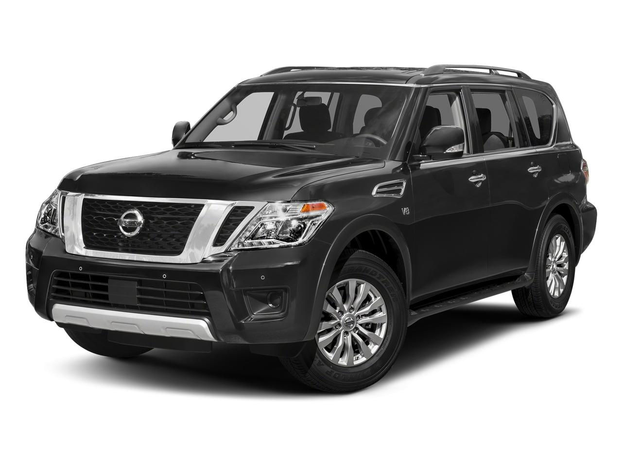 2017 Nissan Armada Vehicle Photo in San Antonio, TX 78254