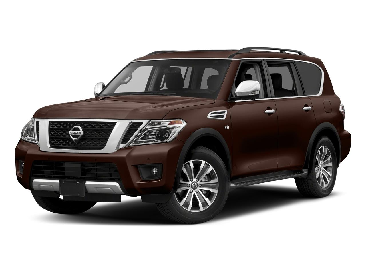 2017 Nissan Armada Vehicle Photo in Mission, TX 78572