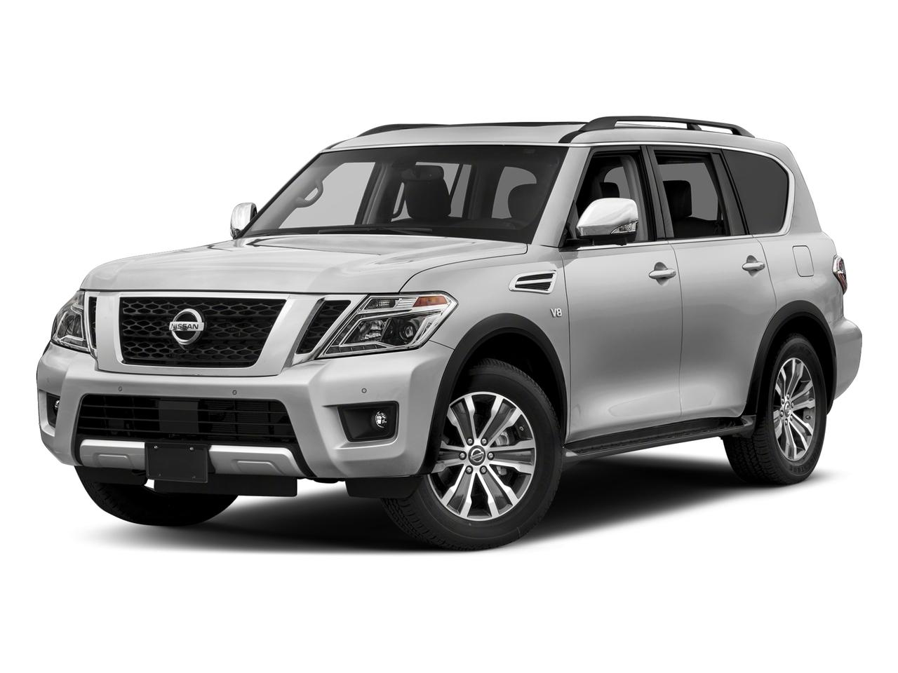2017 Nissan Armada Vehicle Photo in San Antonio, TX 78257