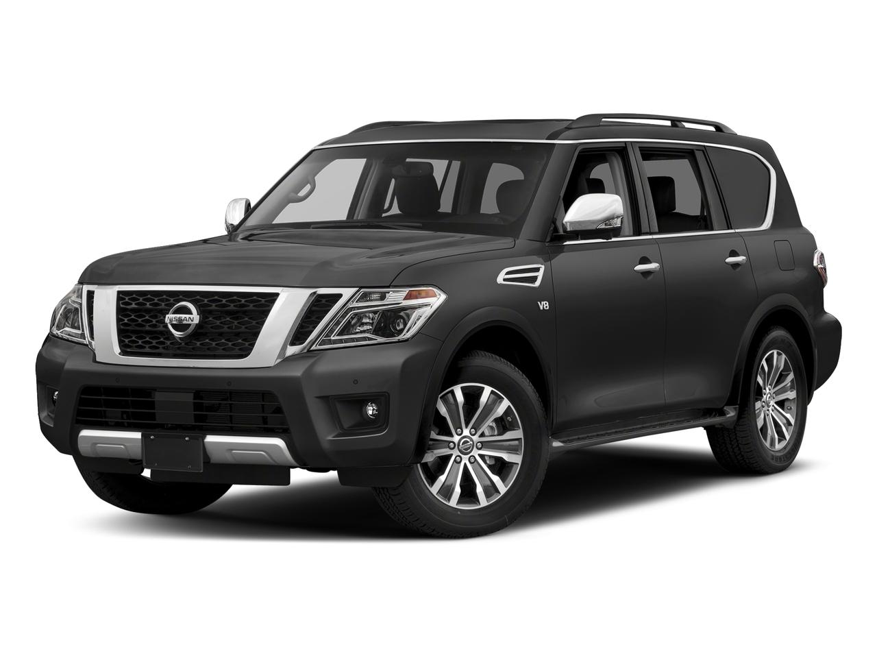 2017 Nissan Armada Vehicle Photo in Rockville, MD 20852