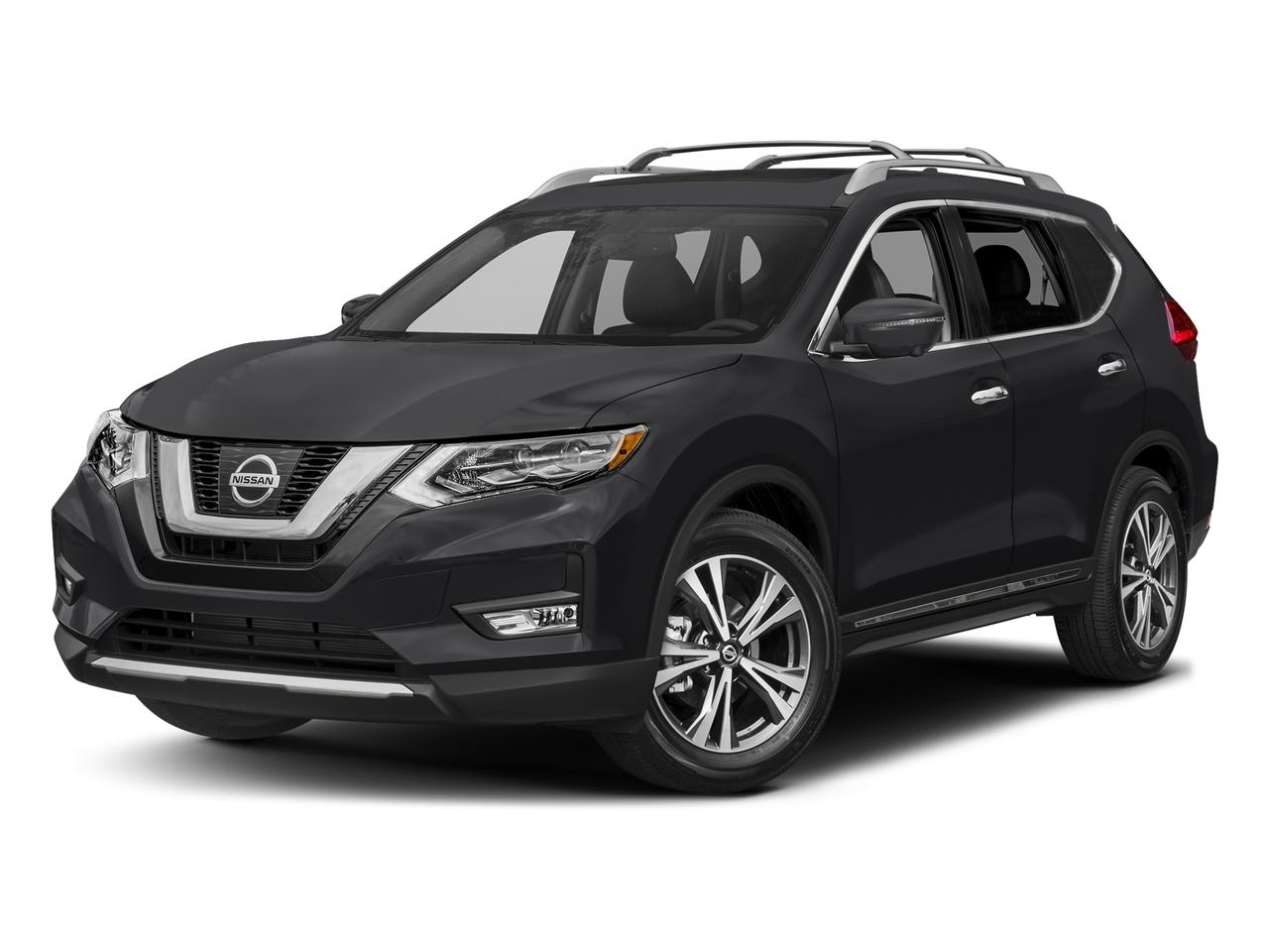 2017 Nissan Rogue Vehicle Photo in Oshkosh, WI 54904