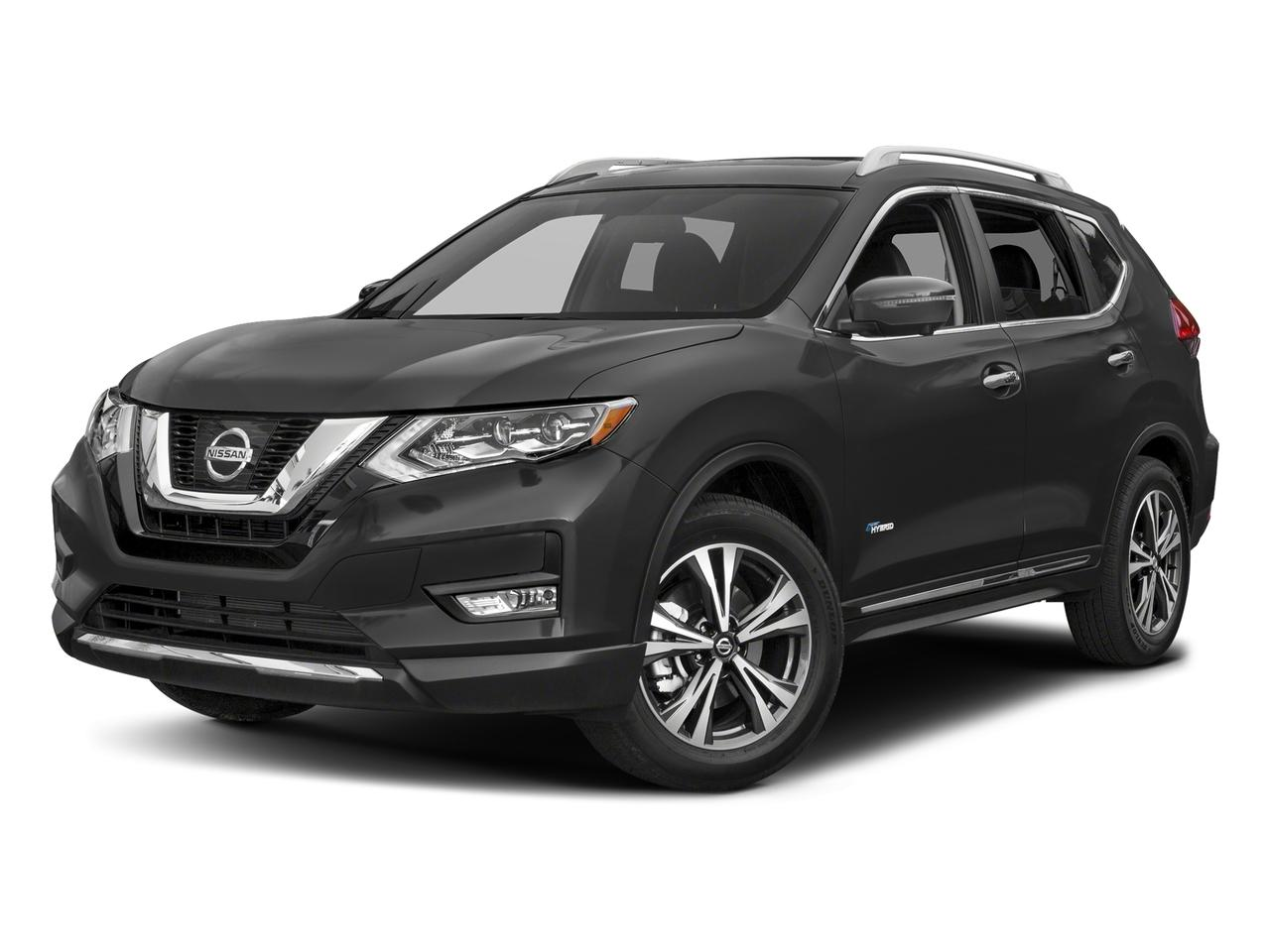 2017 Nissan Rogue Vehicle Photo in Colorado Springs, CO 80905