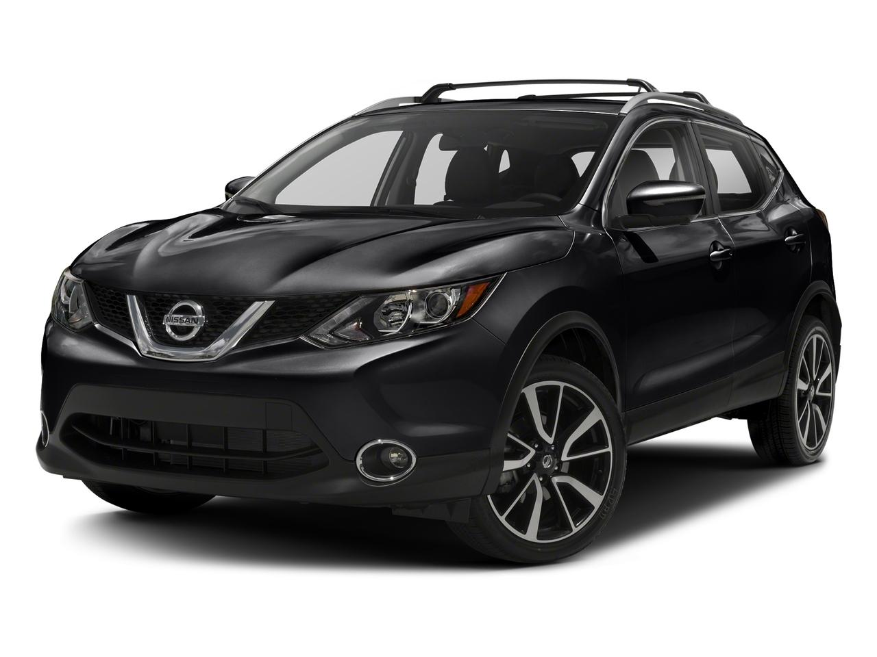 2017 Nissan Rogue Sport Vehicle Photo in Vincennes, IN 47591