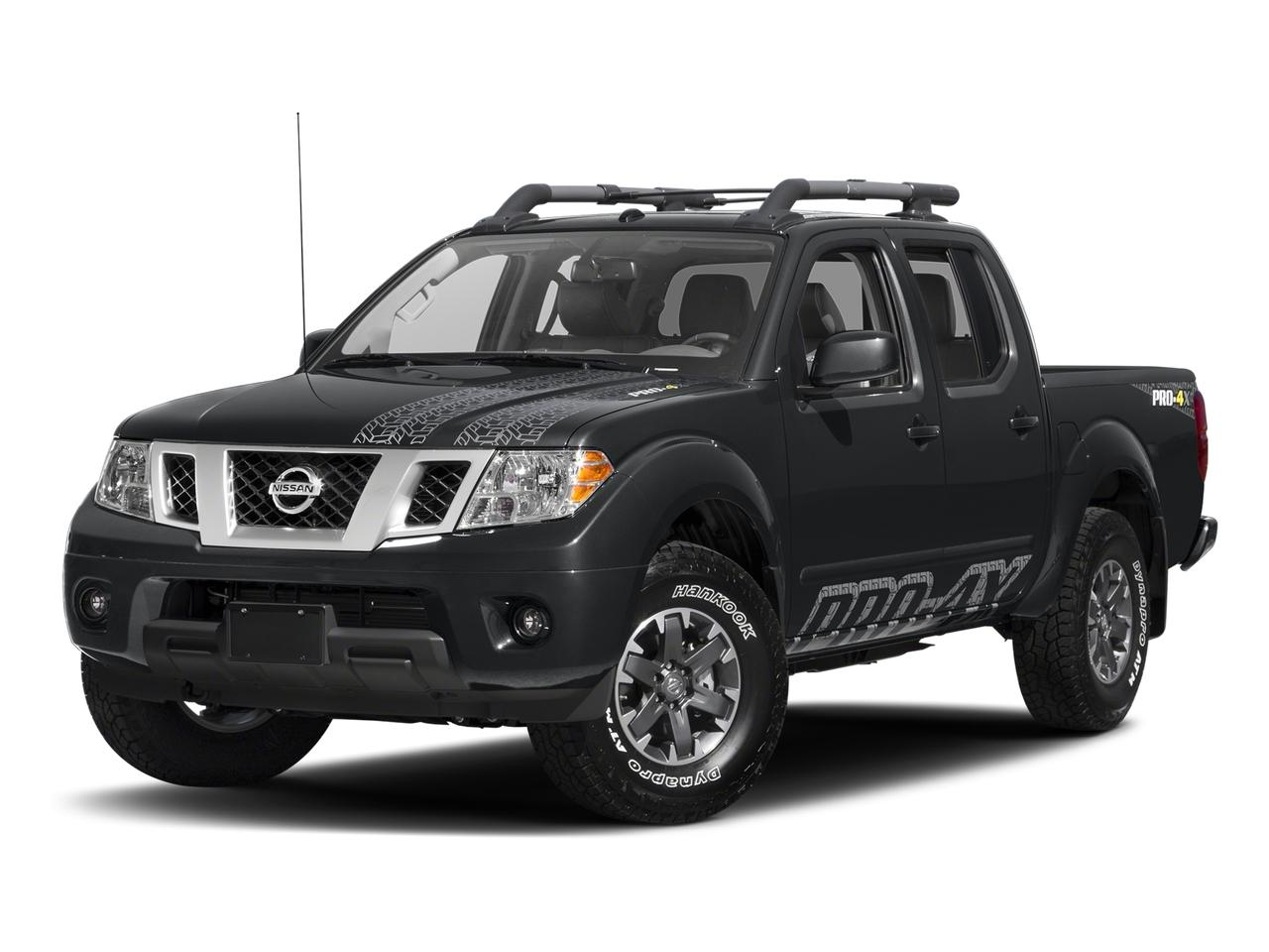 2017 Nissan Frontier Vehicle Photo in Oshkosh, WI 54904