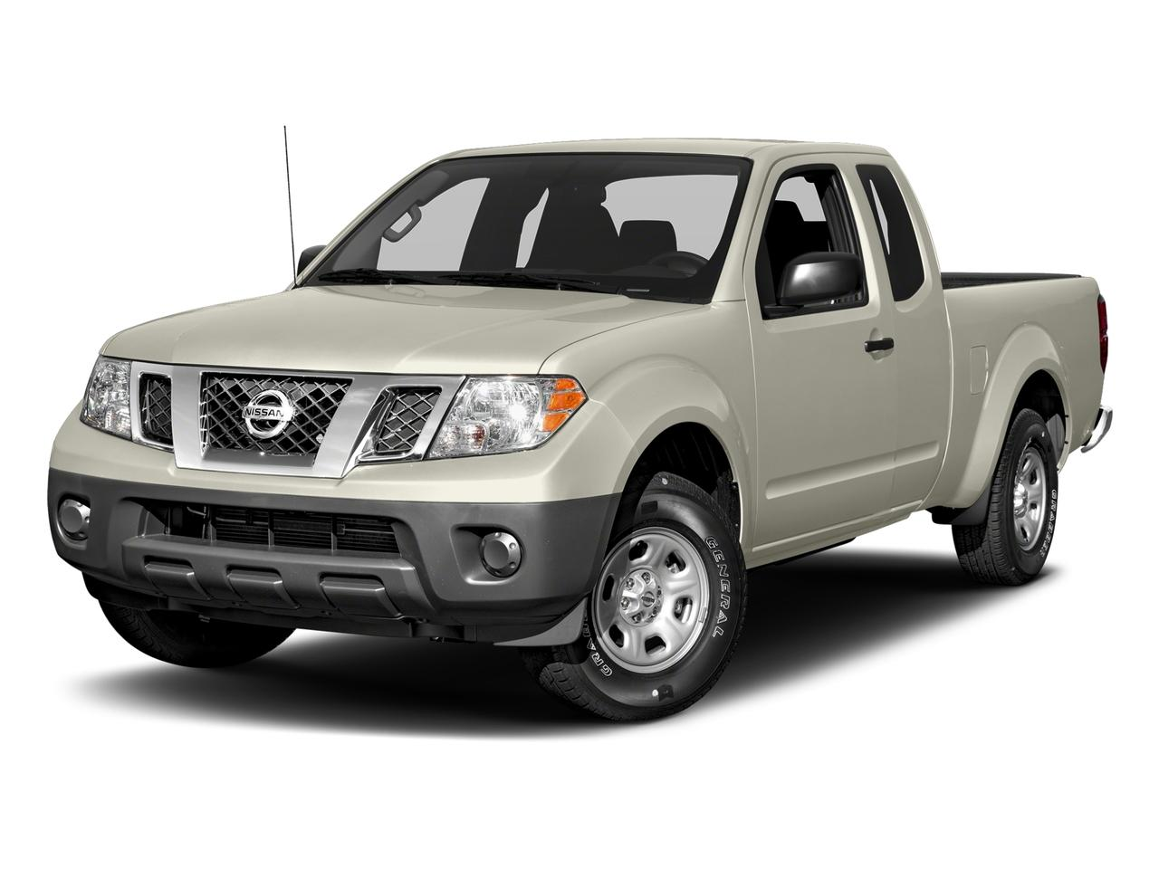 2017 Nissan Frontier Vehicle Photo in Owensboro, KY 42303