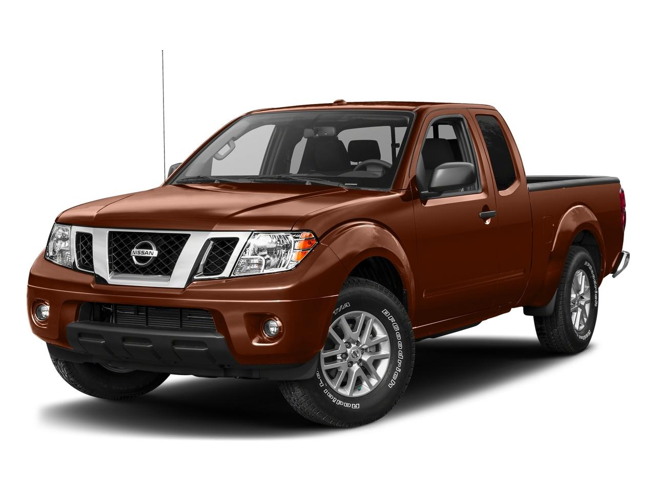 2017 Nissan Frontier Vehicle Photo in Austin, TX 78759
