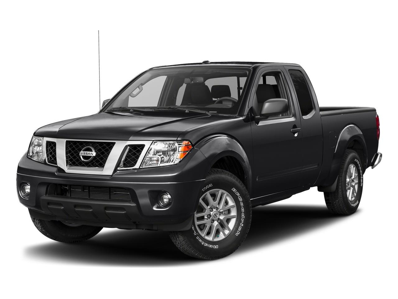2017 Nissan Frontier Vehicle Photo in Houston, TX 77054