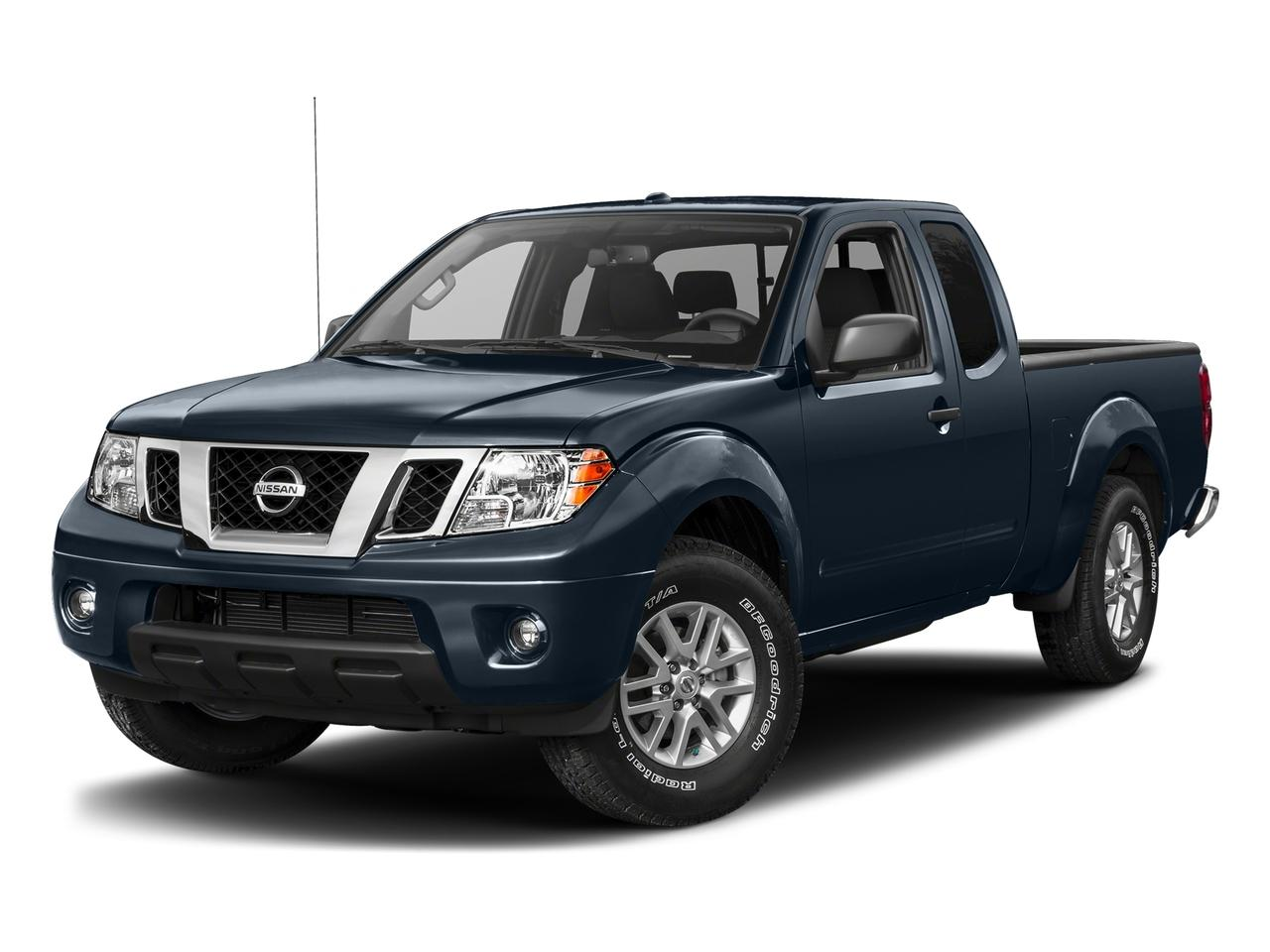 2017 Nissan Frontier Vehicle Photo in Colma, CA 94014