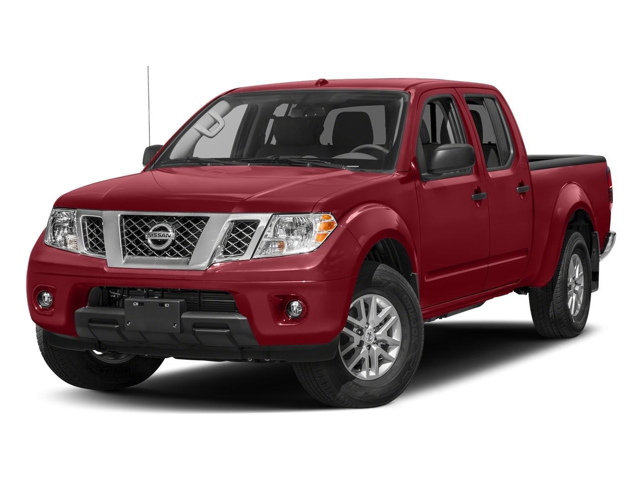2017 Nissan Frontier Vehicle Photo in Columbia, TN 38401