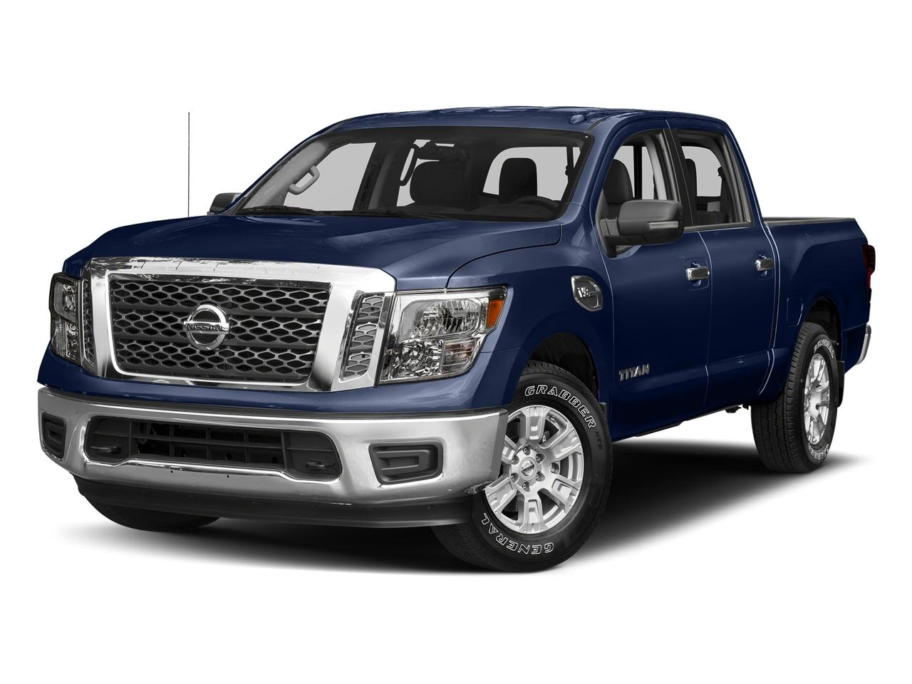 2017 Nissan Titan Vehicle Photo in Temple, TX 76502
