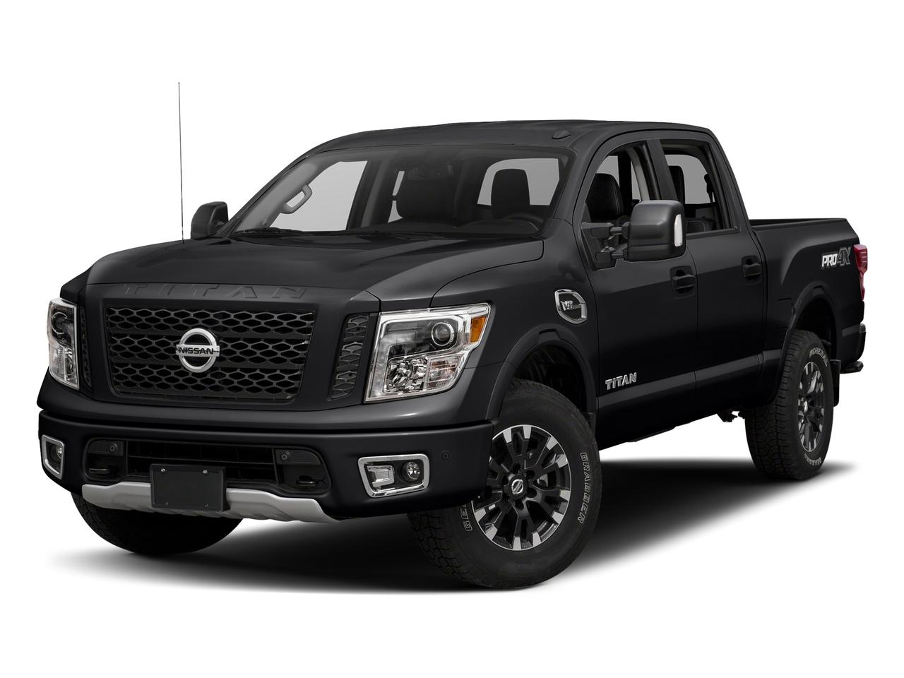 2017 Nissan Titan Vehicle Photo in Moon Township, PA 15108