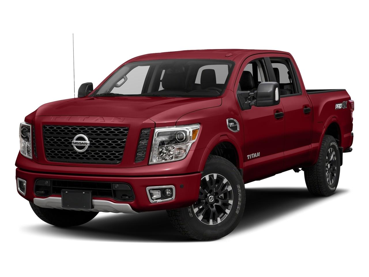 2017 Nissan Titan Vehicle Photo in Mission, TX 78572