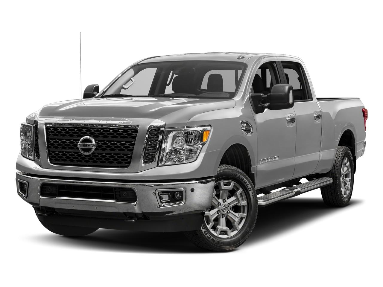 2017 Nissan Titan XD Vehicle Photo in Independence, MO 64055