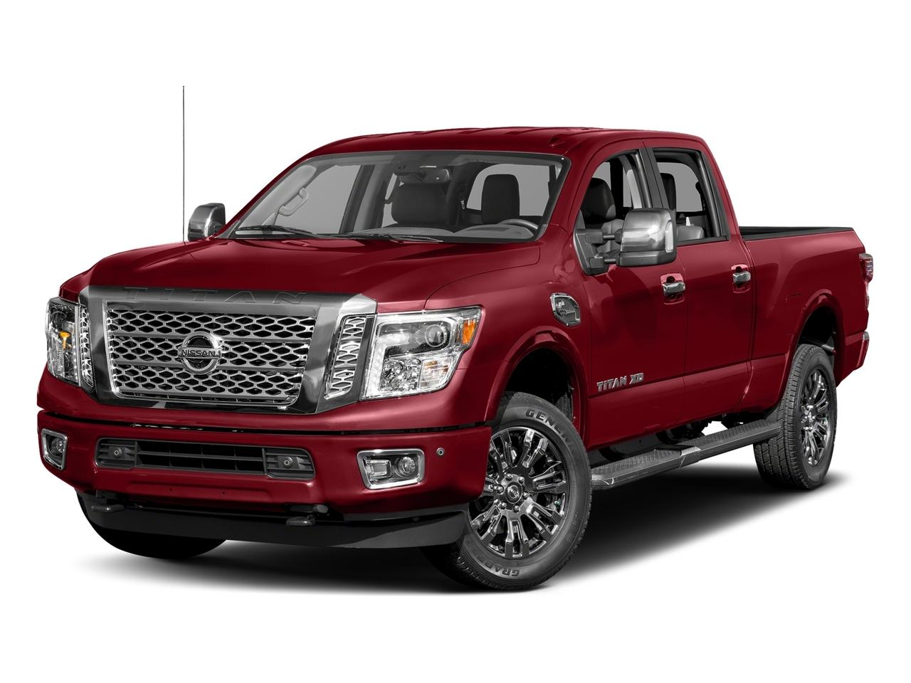 2017 Nissan Titan XD Vehicle Photo in OKLAHOMA CITY, OK 73131