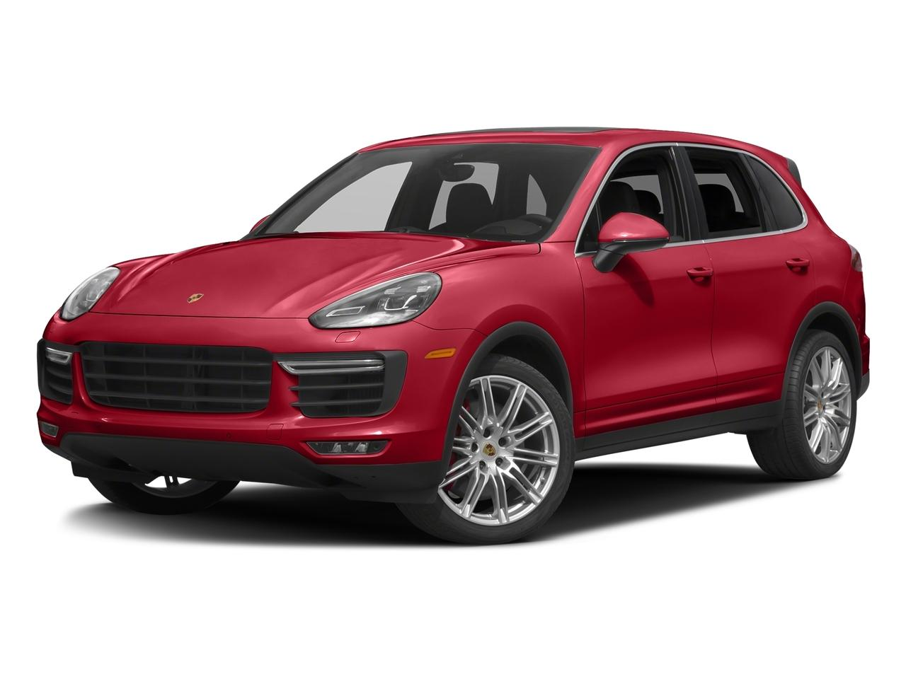 2017 Porsche Cayenne Vehicle Photo in Appleton, WI 54913