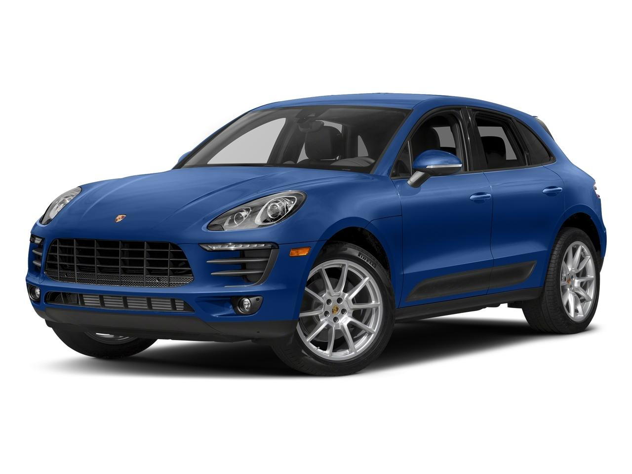2017 Porsche Macan Vehicle Photo in Chapel Hill, NC 27514
