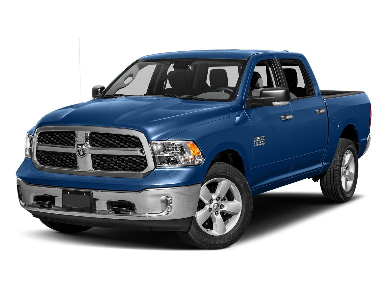 2017 Ram 1500 Vehicle Photo in Emporia, VA 23847