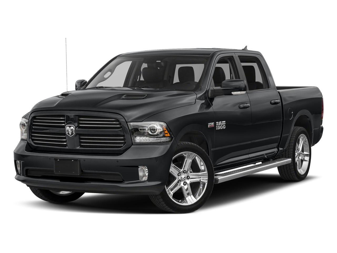 2017 Ram 1500 Vehicle Photo in BEND, OR 97701-5133