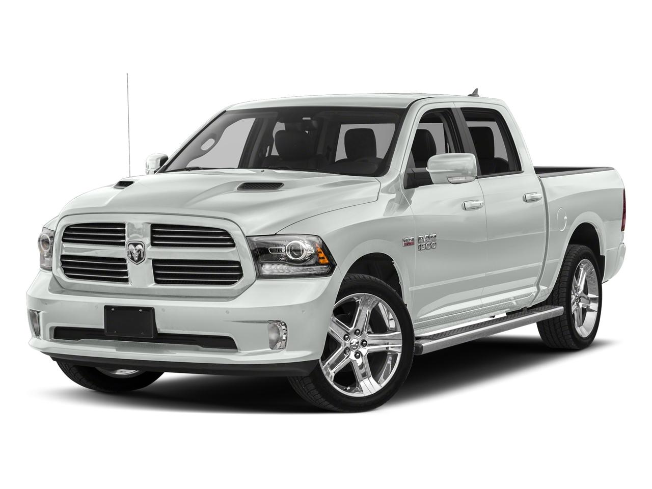 2017 Ram 1500 Vehicle Photo in Bend, OR 97701