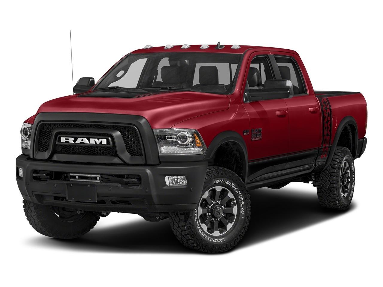 2017 Ram 2500 Vehicle Photo in Madison, WI 53713
