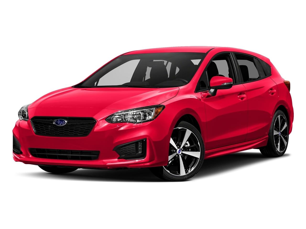 2017 Subaru Impreza Vehicle Photo in Oshkosh, WI 54904