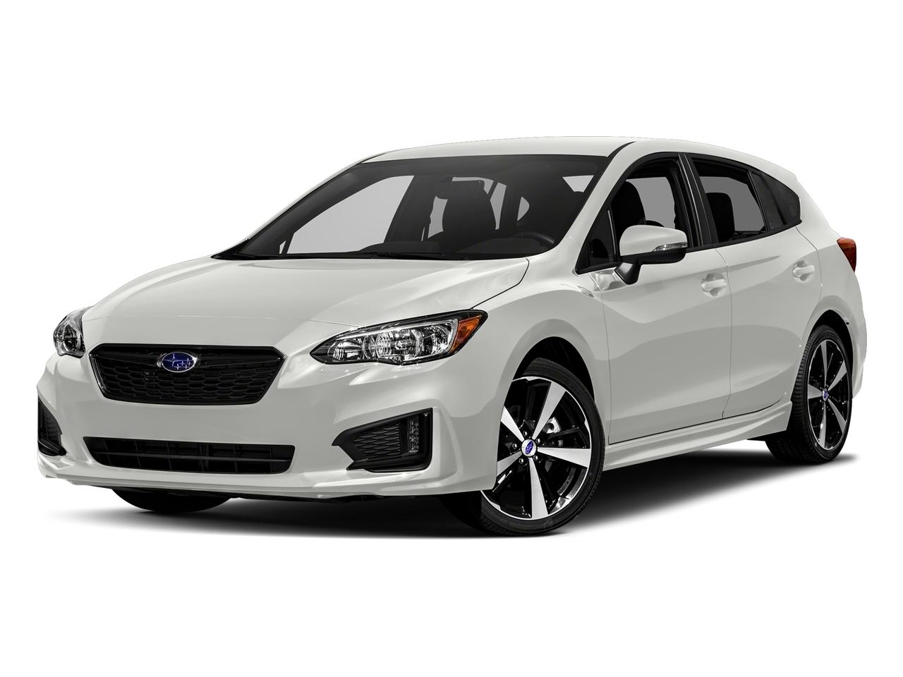 2017 Subaru Impreza Vehicle Photo in Rockville, MD 20852