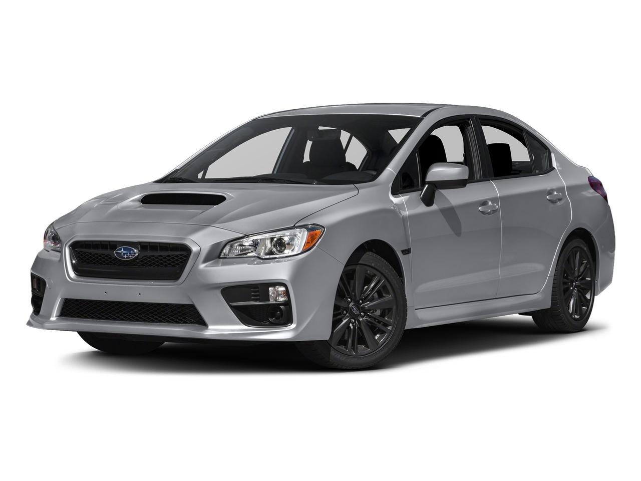 2017 Subaru WRX Vehicle Photo in Spokane, WA 99207